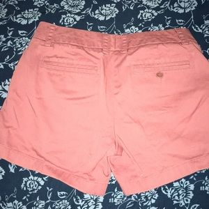 J. Crew Shorts - J Crew shorts Chino size 4 Rose colored